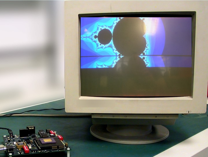 3D-IC 8051 demo at DAC
