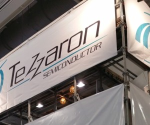 Tezzaron's booth at SC15