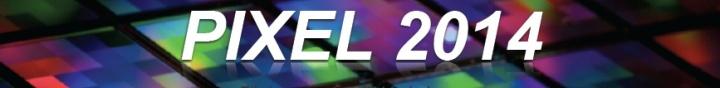 PIXEL 2014 logo