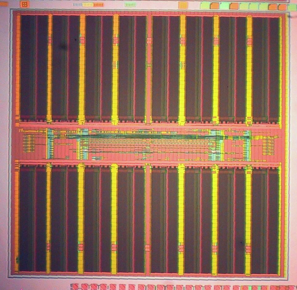 SRAM memory layer